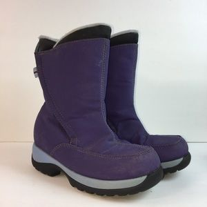 Girls Lands End snow boots